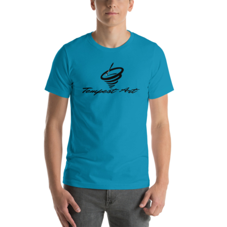Tempest Art Logo T-Shirt